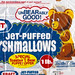 1983 Kraft Jet-Puffed Marshmallows Bag Toasten T. Bear Offer