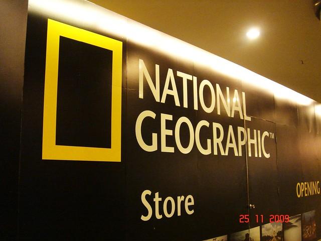 DSC02316 National Geographic store , Kuala Lumpur