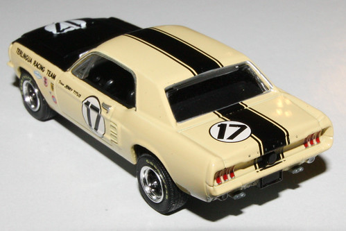 Flickriver: Photoset 'Die-Cast 1967 Ford Mustangs' by Kevin
