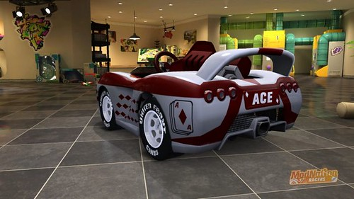 ModNation Racers PS3: Ace