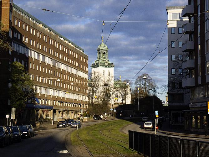 704  Nu Karl Johansgatan