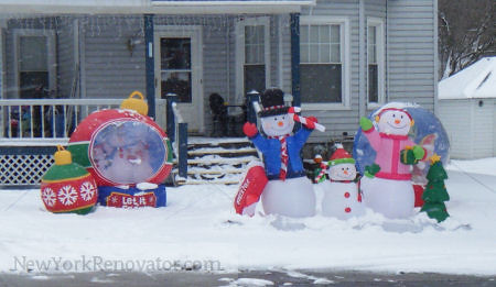 snowdecorations