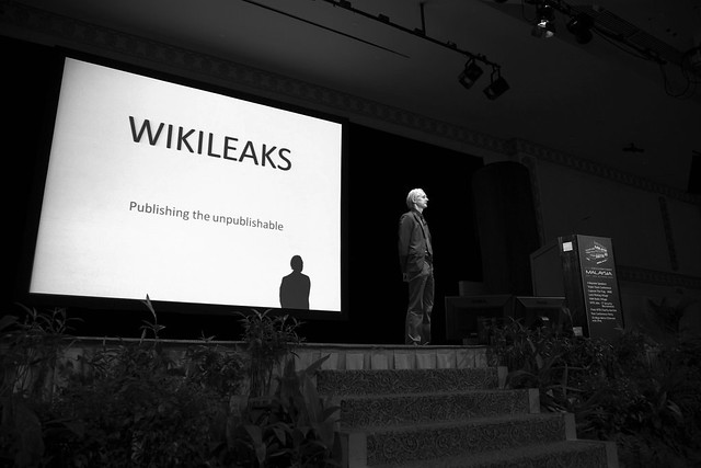 WikiLeaks: Publishing the Unpublishable