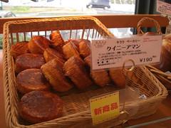 道の駅 キララ多伎 キララベーカリー 13