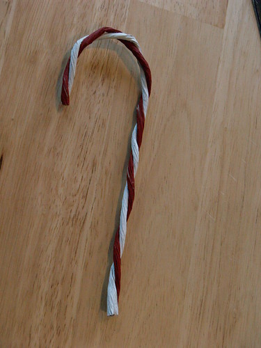 Wire Candy Cane