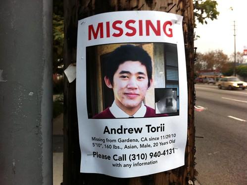 Andrew Torii