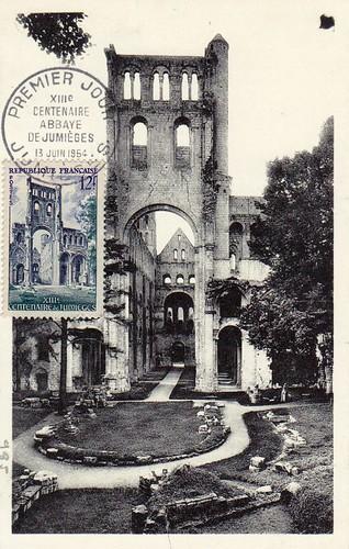 Abbaye de Jumièges.
