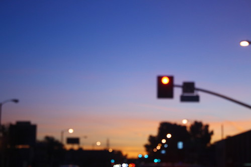 6 a.m. commute.