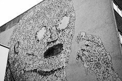 (...storrao...) Tags: bw streetart building berlin painting nikon eastside d90 storrao sofiatorro nikond90bw berlin2010