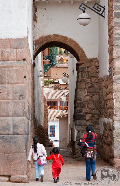 Alley in Cuzco