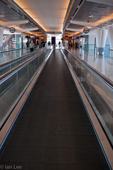 hong kong international airport (littlianxd) Tags: airport escalator hong kong