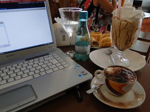 Café de padaria
