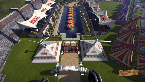 ModNation Racers PS3: Amusement Park