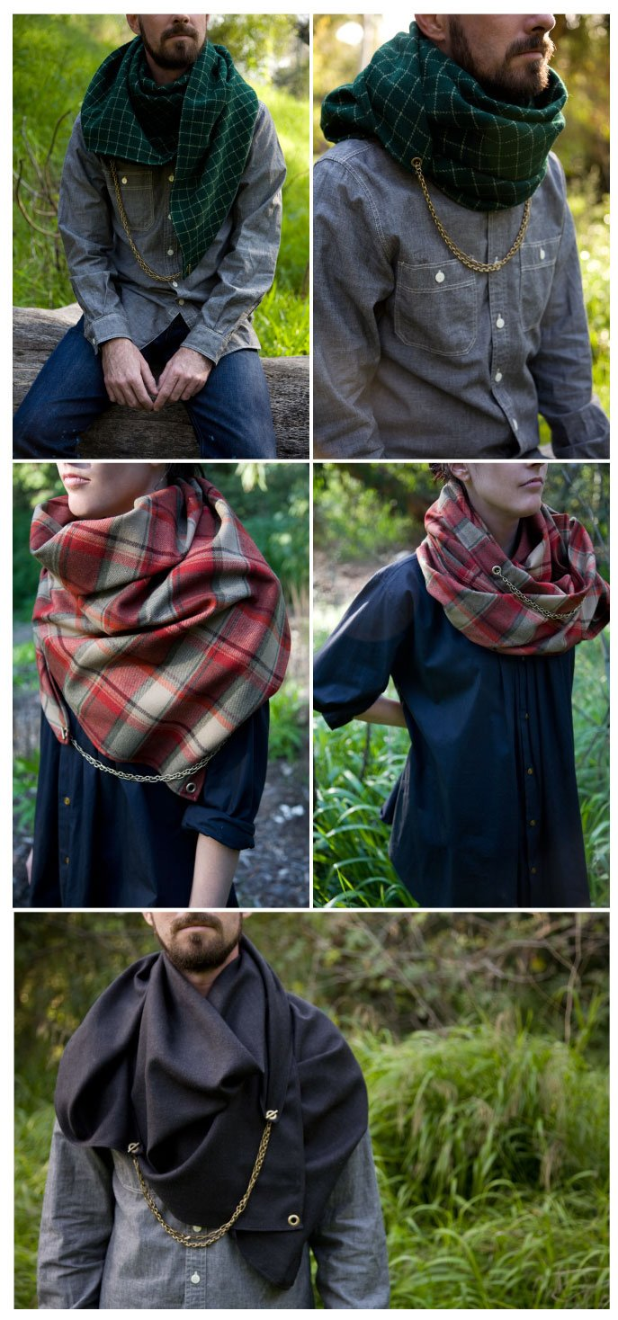 Symmetry Goods scarf 1