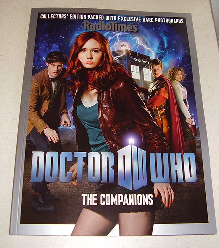 Radio Times: Doctor Who - The Companions