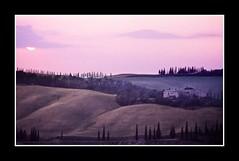 San Quirico d'Orcia (casaluna) Tags: italy hills tuscany siena cypresses sanquirico