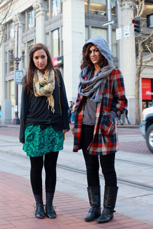 roseville - portland street fashion style