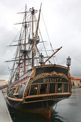 HMS Bounty in San Juan, Puerto Rico (Alberto E. Delucca) Tags: tallships ussbounty