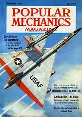 Convair B-58 Hustler - The Supersonic Supermodel (KurtClark) Tags: us force photos air creative commons bomber convair b58 popularmechanics