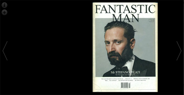 Fantastic Man on No Layout 10
