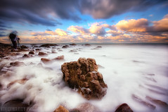 From East to West [Explore 76] (Vincent.RCT Photographies) Tags: long exposure hoya nd400 water milk ocean sea seascape waterscape rock france hdr high dynamic range haaghun haaghungmailcom nikond70s photography photographies bestof2010