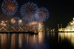 Qatar National Day 2010 Fireworks 2 (Maryam.Ibrahim) Tags:
