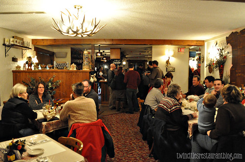 Inside Gasthaus Bavarian Hunter ~ Stillwater, MN
