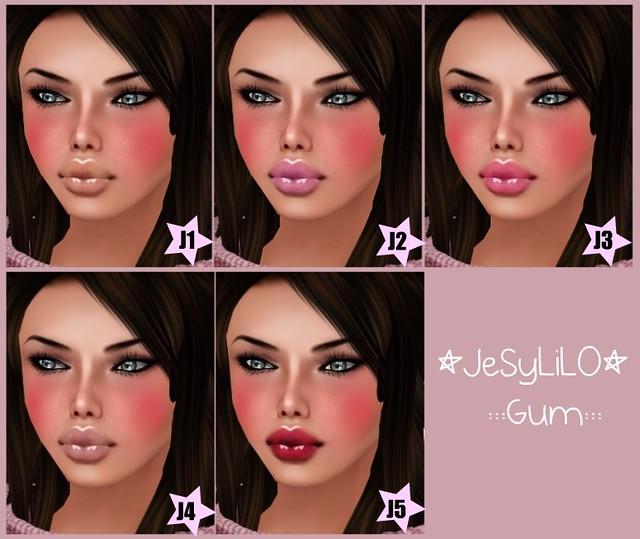 New Skin : *JeSyLiLO*:::Gum:::