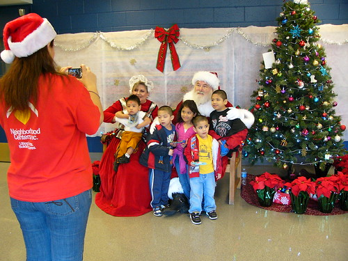 Breakfast with Santa at Cleveland-Ripley