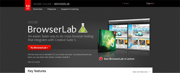 Adobe Browser Lab | How to Use