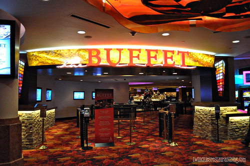 Buffet at Mystic Lake Casino ~ Prior Lake, MN