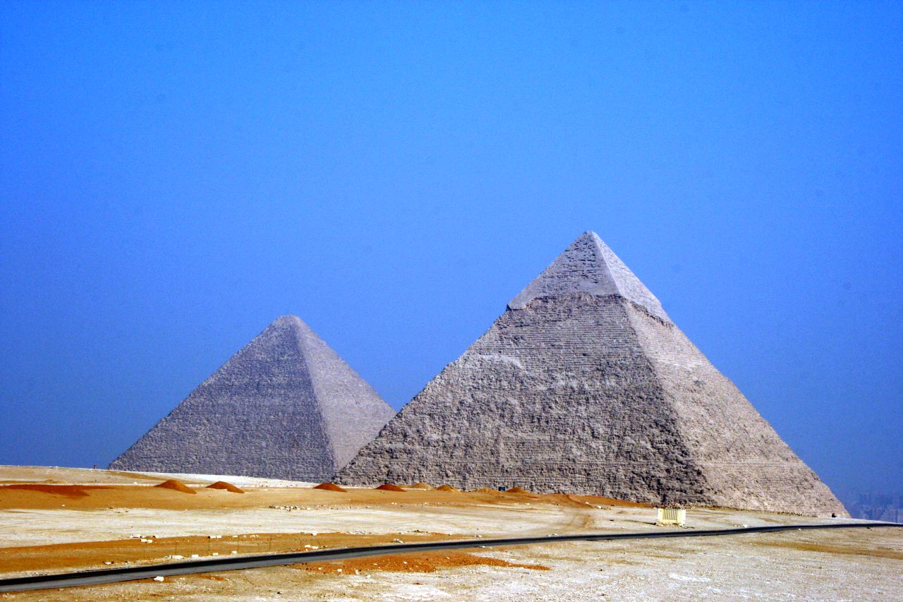 The Pyramids 4