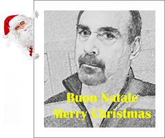 Buon Natale / Merry Christmas (PaoloBis) Tags: selfportrait me io getty autoritratto merrychristmas natale gettyimages 2010 buonnatale paolobis