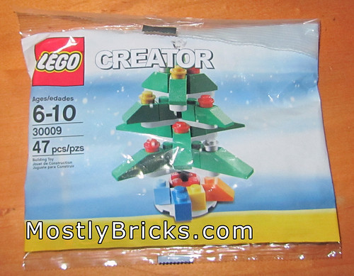 LEGO 30009 Creator - Christmas Tree