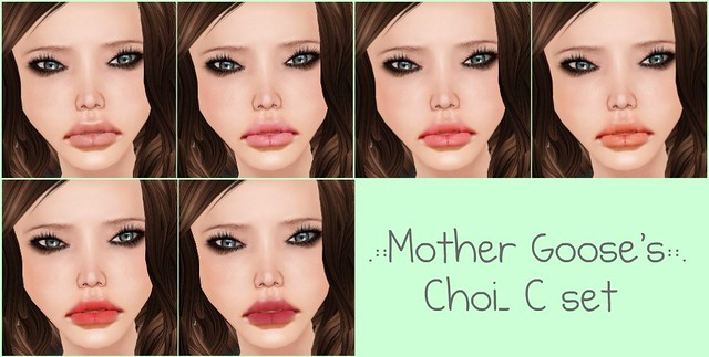 NEW Skin:.::Mother Goose's::. Choi  C