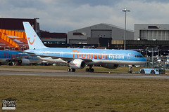 G-BYAH - 26966 - Thomson Airways - Boeing 757-204 - Luton - 100226 - Steven Gray - IMG_7487