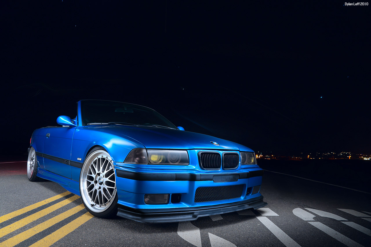 Blue Bmw E36 Convertible Dieselstation Car Forums