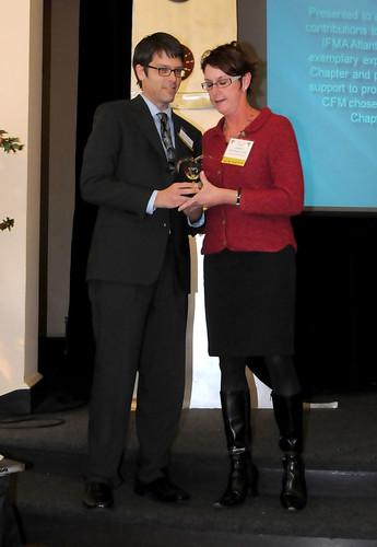 Lindsey Bradshaw - Martha Osborne CFM Award