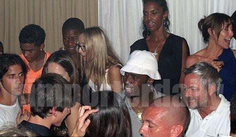 kim porter daily diddy club casa nikki