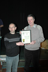 CAMRA Regional presentation 2010 (Stoubridge & Halesowen CAMRA) Tags: pub birmingham arms ale certificate winner presentation awards pint westmidlands camra reel bartons