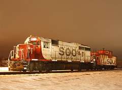 Back in time! (coborn35) Tags: soo gp40 4603