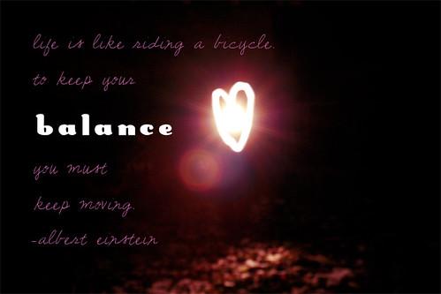 *Balance*