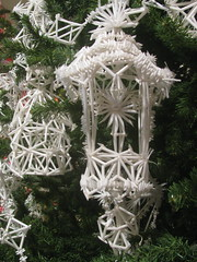 Lithuanian Ornament (edenpictures) Tags: christmastree irishdancing museumofscienceindustry christmasaroundtheworld mcnultyirishdancers mcnultyschoolofirishdance lithuanianchristmasornaments