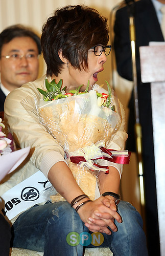 Kim Hyun Joong Yawning 1