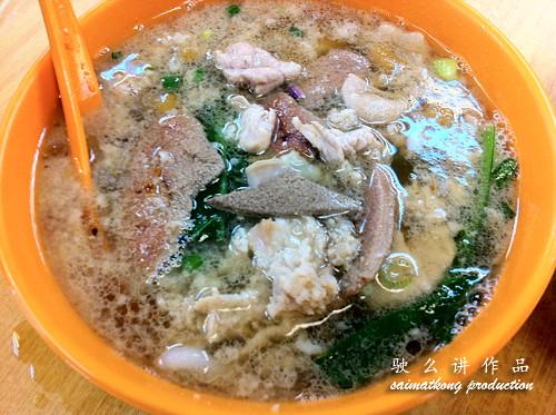 Pork Noodles (Mee Babi) Restaurant Pomander @ SS15, Subang Jaya