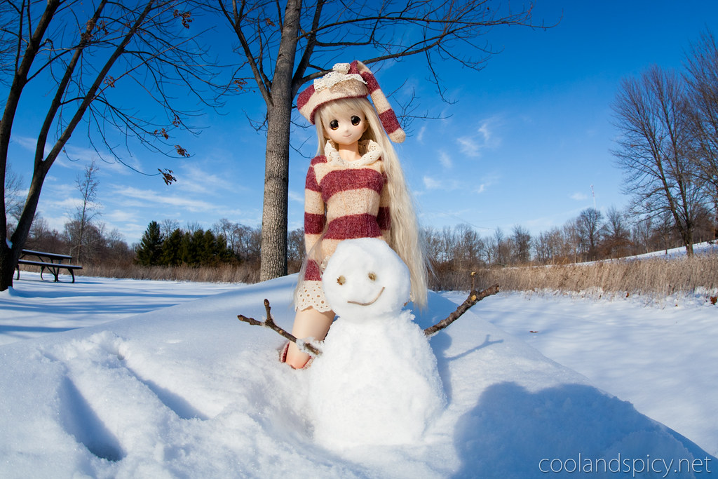 yui's snow day-6