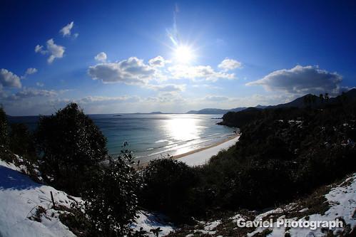 Snow Beach ~香珠子海水浴場~