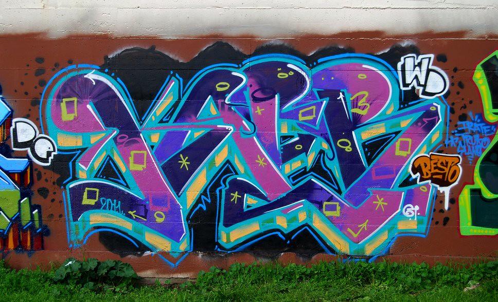 Kaer Graffiti.