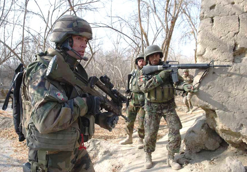 12 killed in rocket attack in Afghanistan - SFGate