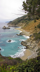 Pfeiffer State Park (Christina Spicuzza) Tags: ocean california coast roadtrip coastal pfeifferstatepark